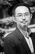 Kansai University professor and gender specialist Futoshi Taga in Tokyo, Japan on April 25, 2016.  ROB GILHOOLY PHOTO