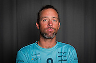 PORTUGAL, Lisbon. 31st May 2012. Volvo Ocean Race, Leg 7 (Miami-Lisbon) finish. Iker Martinez, Skipper, Team Telefonica.