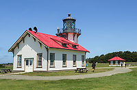 Point Cabrillo Lighhouse Mendocino California