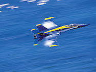 Aviation Blue Angel F18