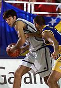 Eurobasket Turchia 2001 <br /> Italia-Bosnia<br /> Andrea Meneghin
