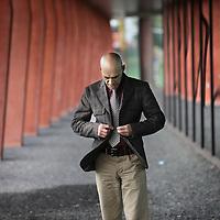 Nederland, Den Haag , 24 augustus 2011..Latten is hoogleraar demografie aan de Universiteit van Amsterdam en onderzoeker bij het CBS..Foto:Jean-Pierre Jans