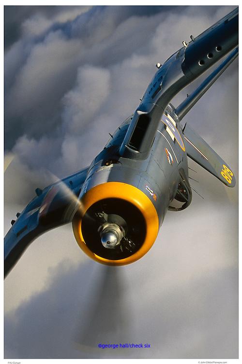 Corsair aerial