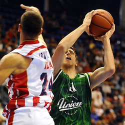 20151018: SRB, Basketball - ABA League 2015/16, KK Crvena Zvezda vs KK Union Olimpija Ljubljana