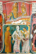 Subodharamaya temple has one of the finest collections of Buddhist temple paintings.