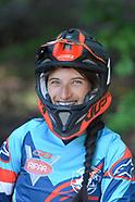 Eleonora Farina in allenamento Dowhill 17-06-2018 Fai della Paganella