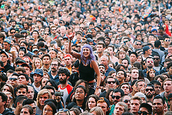 The 2014 Outside Lands Music and Art Festival - San Francisco, CA - 8/10/14
