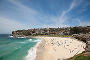 Beach at Bronte bay, Sydney, Australia