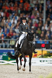 Barbancon Mestre Morgan, (ESP), Painted Black<br /> Grand Prix Kur<br /> European Championships - Aachen 2015<br /> © Hippo Foto - Dirk Caremans<br /> 16/08/15