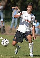 World Cup 2010 Preview - Portugal Team. In picture: Ricardo Costa . **File Photo** 20061220. PHOTO: Alvaro Isidoro/CITYFILES