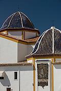 San jaime church, at, Plaza, de, Castelar, Benidorm, Costa, Blanca, Alicante, Spain