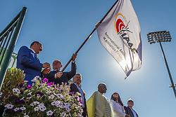 IAAF leadership close out meet