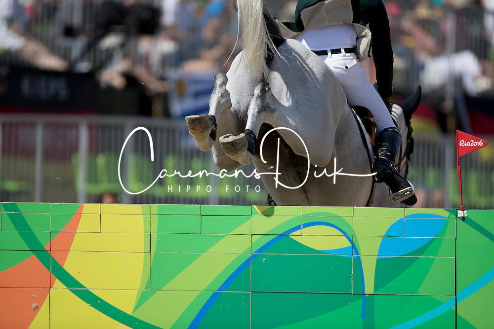 Menezes Eduardo, BRA, Quintol<br /> Olympic Games Rio 2016<br /> © Hippo Foto - Dirk Caremans<br /> 16/08/16