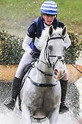 Zebedee De Foja ridden by Olivia Wilmot in the Equi-Trek CCI-L4* Cross Country during the Bramham International Horse Trials 2019 at Bramham Park, Bramham, United Kingdom on 8 June 2019.