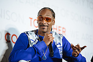September 18, 2017. Snoop Dog guest appearance on a panel discussion at the 2017 Annual ADCOLOR Conference at The Loews Hollywood Hotel, Los Angeles, California. Photo credit Margarita Corporan.