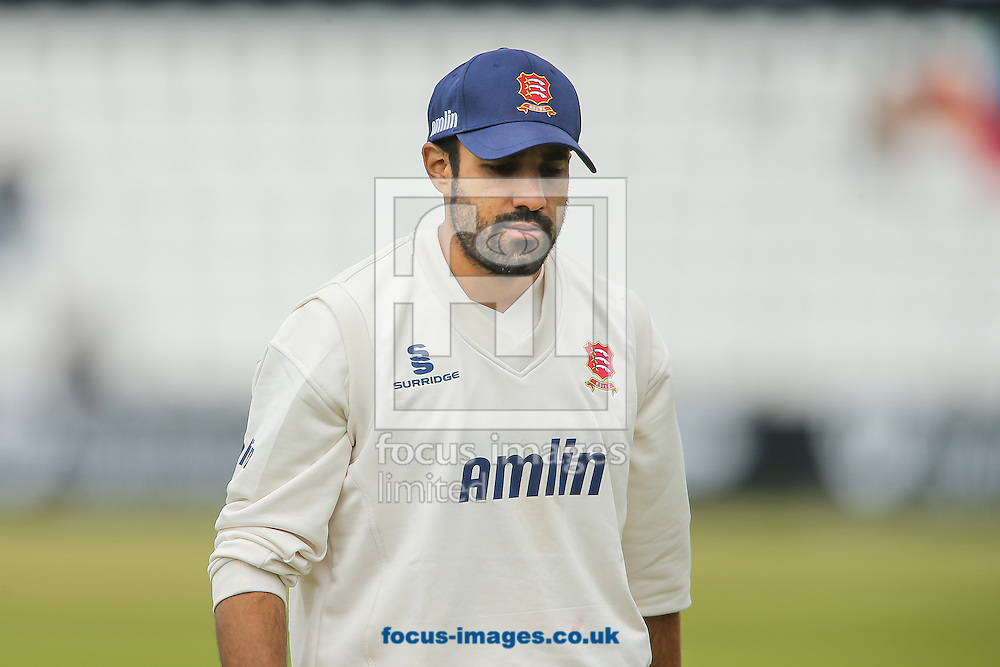 Ravi Bopara of Essex during the LV County Championship Div Two match at the County Ground, Northampton<br /> Picture by Andy Kearns/Focus Images Ltd 0781 864 4264<br /> 08/06/2015