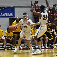 Men's Basketball: North Central College Cardinals vs. Adrian College Bulldogs