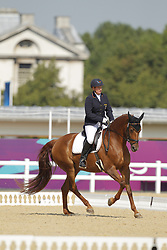 Näpel, Britta, Aquilina3<br /> London Paralympics 2012<br /> Grade II Freestyle<br /> © www.sportfotos-lafrentz.de/ Stefan Lafrentz