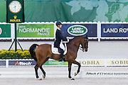 Leonardo Tiozzo - Randon<br /> Alltech FEI World Equestrian Games™ 2014 - Normandy, France.<br /> © DigiShots