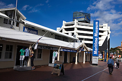 The Maritime Museum, between Princes Wharf and Viaduct Harbour, central business district, Auckland, New Zealand