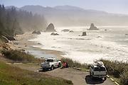 Battle Rocks, Port Orford, Oregon