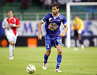 FOOTBALL - FRENCH CHAMPIONSHIP 2005/2006 - ES TROYES v AS MONACO - 21/09/2005 - BRANKO BOSKOVIC (TRO)  -PHOTO STEPHANE REIX / DIGITALSPORT<br />