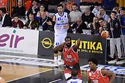 Julian Wright<br /> Germani Leonessa Basket Brescia - Grissin Bon Reggio Emilia<br /> LegaBasket Serie A 2017/2018<br /> Brescia, 05/11/2017<br /> Foto A.Scaroni / Ciamillo-Castoria