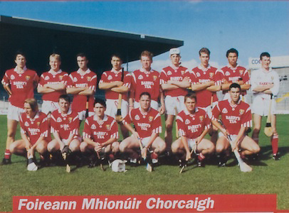 All Ireland Senior Hurling Championship - Final, .03.09.1995, 09.03.1995, 3rd September 1995, .03091995AISHCF, .Senior Clare v Offaly,.Minor Kilkenny v Cork,.Clare 1-13, Offaly 2-8, .Cork Minor Team, D Óg Cusack, A Kelleher, B Kidney, P Walsh, D Barrett, S Óg Ó hAilpín, J O'Dwyer, D Murphy, A Walsh, P Mullaney, T McCarthy, M O'Connell, S O'Farrell, J Deane, B O'Keeffe (capt), Subs, A Coughlan for P Mullaney, D Cott for J Dwyer,.The Irish Times,