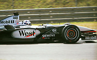 David COULTHARD,<br />