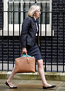 © Licensed to London News Pictures. 08/05/2012. Westminster, UK. Secretary of State for the Home Department THERESA MAY.  Ministers on Downing Street today 8th May 2012. Photo credit : Stephen Simpson/LNP