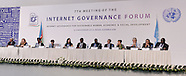 IGF conference, Baku, Azerbaijan