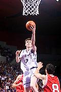 Francia 27/06/1999<br /> Campionati Europei di Basket Francia 1999<br /> Italia-Rep. Ceka<br /> Gregor Fucka