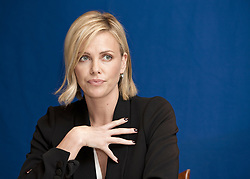 November 18, 2011 - Hollywood, California, U.S. - CHARLIZE THERON promotes 'Young Adult' in Hollywood. Charlize Theron (born August 7, 1975) is a South African-American actress and film producer. She has starred in several Hollywood films, such as The Devil's Advocate (1997), Mighty Joe Young (1998), The Cider House Rules (1999), Monster (2003), The Italian Job (2003), Hancock (2008), A Million Ways to Die in the West (2014), Mad Max: Fury Road (2015) and The Fate of the Furious (2017). (Credit Image: © Armando Gallo via ZUMA Studio)