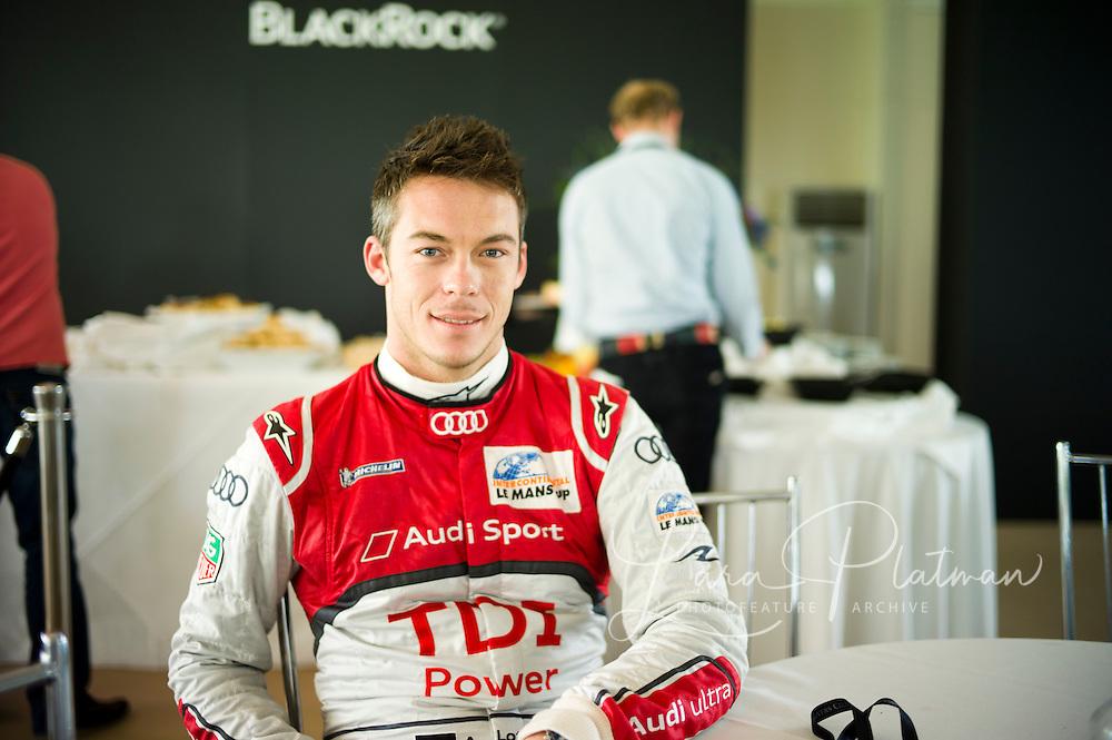 Andre Lotterer, Le Mans 24hr 2011 winner in the Audi