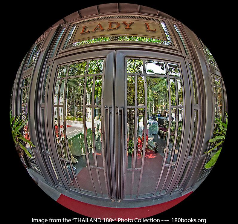 Lady L Garden Bistro in Bangkok, Thailand