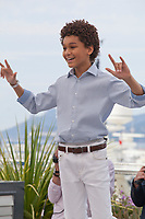 Actor Jaden Michael <br /> at the Wonderstruck film photo call at the 70th Cannes Film Festival Thursday 18 May 2017, Cannes, France. Photo credit: Doreen Kennedy
