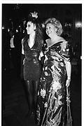 Tamara Beckwith. Mrs Richard Walduck Berkeley Dress Show Savoy 10/4/89. © Copyright Photograph by Dafydd Jones 66 Stockwell Park Rd. London SW9 0DA Tel 020 7733 0108 www.dafjones.com