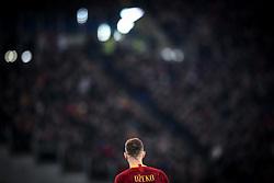 February 3, 2019 - Rome, Rome, Italy - Edin Dzeko of AS Roma during the Serie A match between Roma and AC Milan at Stadio Olimpico, Rome, Italy on 3 February 2019. (Credit Image: © Giuseppe Maffia/NurPhoto via ZUMA Press)