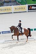 Laura Graves - Verdades<br /> Alltech FEI World Equestrian Games™ 2014 - Normandy, France.<br /> © DigiShots