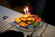 Nugget Cake for KJB's bday