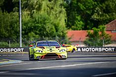 FIA WEC - Test 24 Heures du Mans -  03 June 2018