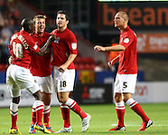 Charlton Athletic v Leicester City 210812