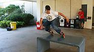 20020908 Skating at UNC Charlotte