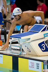 SMETANINE David FRA at 2015 IPC Swimming World Championships -  Men's 50m Freestyle S4