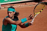 Rome, Italy 12/05/2007 - Tennis - Italian Atp Masters Series - Internazionali d'Italia 2007. Rafael Nadal (ESP)
