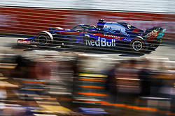 March 23, 2018 - Melbourne, Victoria, Australia - HARTLEY Brendon (nzl), Scuderia Toro Rosso Honda STR13, action during 2018 Formula 1 championship at Melbourne, Australian Grand Prix, from March 22 To 25 - Photo  Motorsports: FIA Formula One World Championship 2018, Melbourne, Victoria : Motorsports: Formula 1 2018 Rolex  Australian Grand Prix, (Credit Image: © Hoch Zwei via ZUMA Wire)