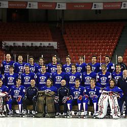 20080504: Ice Hockey - Practice of Slovenian team, Halifax, Canada
