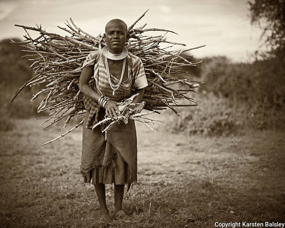 &ldquo;Primative Life&rdquo;                                              Tanzania<br />