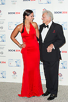 DJ Lora , British Olympic Ball, Dorchester (Opal Room), London UK, 30 October 2013, Photo by Raimondas Kazenas