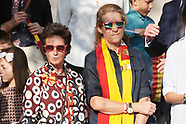101217 Spanish Royals Attend The National Day Military Parade